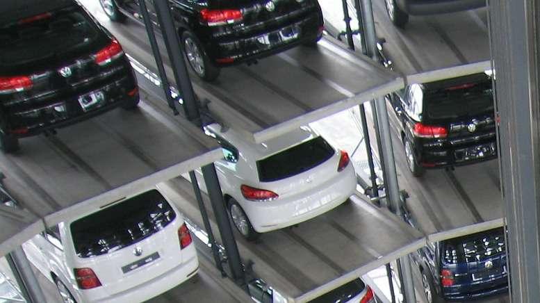 marché automobile hausse