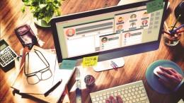 réseaux sociaux et dirigeants entreprise