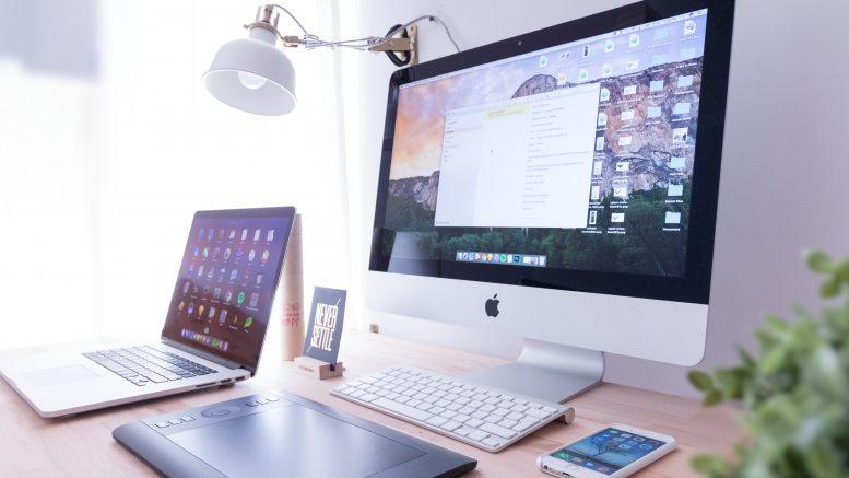 Bureau iMac