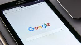 Tablette tactile sur Google