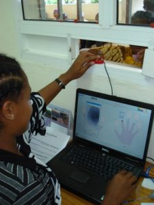 Enregistrement biométrique aux Comores – Semlex